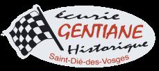 logo Ecurie Gentiane Historique